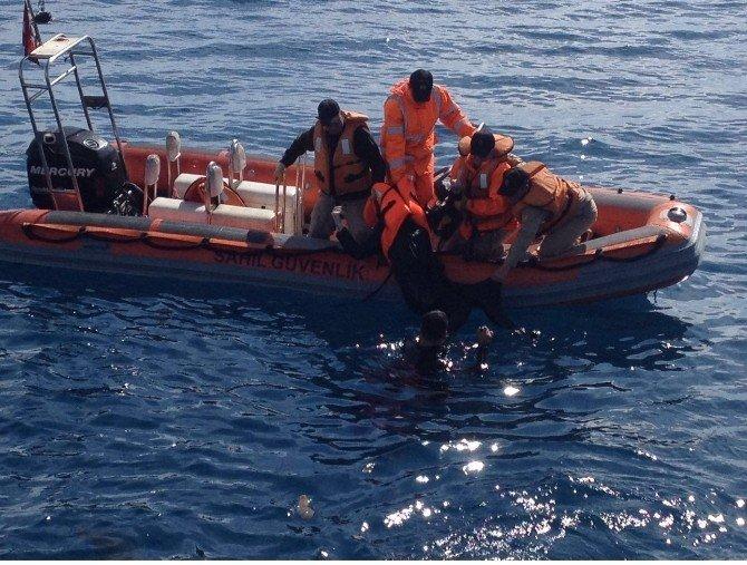Didim'deki Mülteci Faciasında 2 Gözaltı..