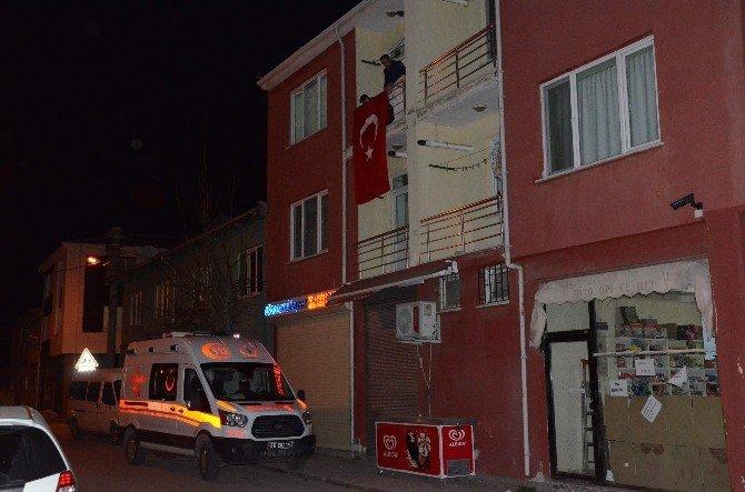 Eskişehir'e Bir Şehit Ateşi Daha Düştü