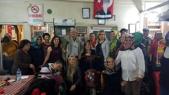 Ebed Kadınlar Günü'nü Coşkulu Ve Anlamlı Kutladı