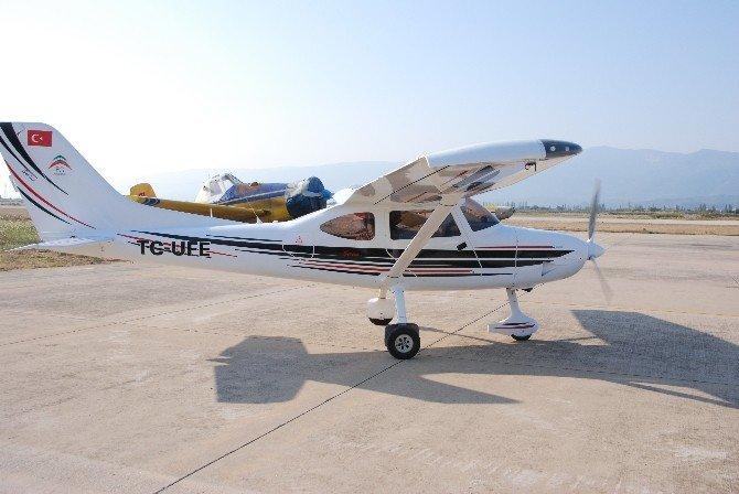 Kocaseyit Havaalanı'nda Uçak Sayısında Yüzde 289 Artış