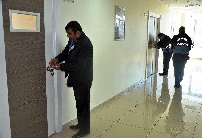 Malatya'da Bir Dershane Mühürlendi