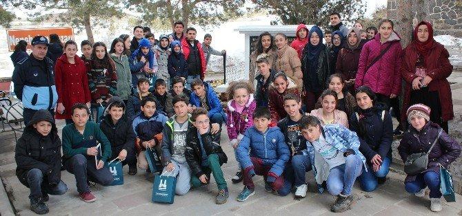 Erzurum Öğrencileri İle Buluşuyor