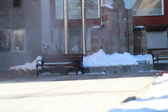 Erzurum'da Şüpheli Çanta Paniğe Neden Oldu