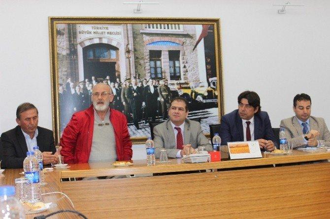 Foça'da Biyogaz Toplantısı