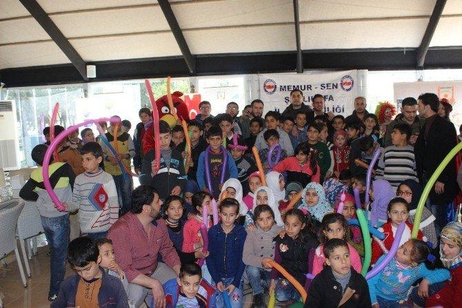Genç Memurlar Genç Suriyelileri Unutmadı