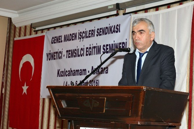 GMİS, Yönetici Ve Temsilci Eğitim Semineri Düzenledi