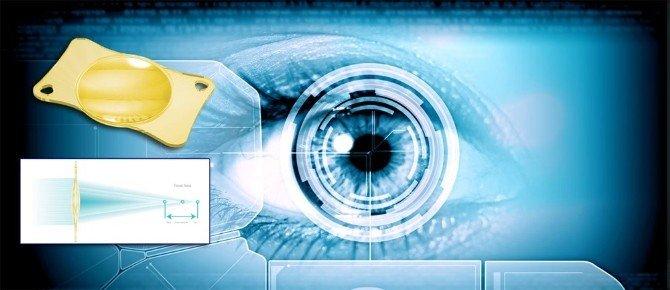 Göz Bozukluğu Biyoteknolojik Göz İçi Lensleriyle Tedavi Edilebiliyor