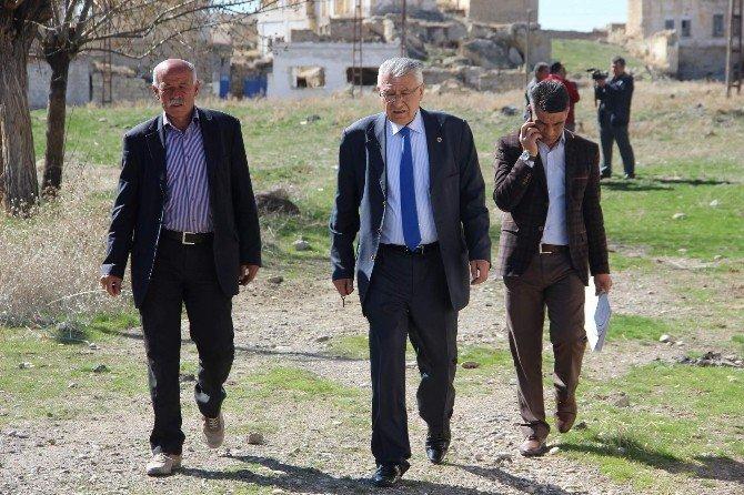 Kanserli Köyde Nüfus Bin 200'e Düştü