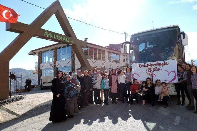 Torul'da 'Kadınlarımızla El Ele' Projesi Sona Erdi