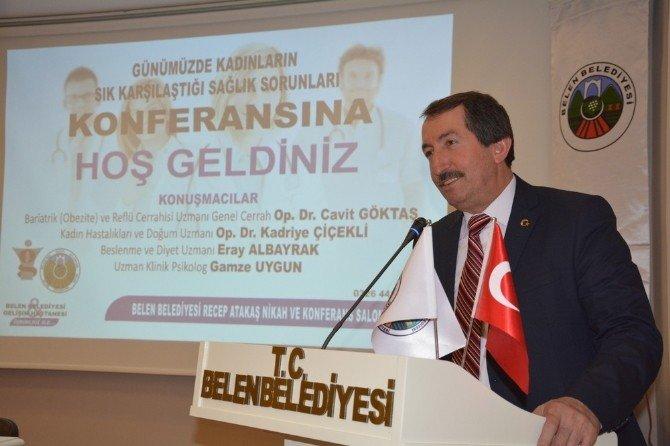 """Vurucu: """"Türk Kadının Önünde Hiçbir Engel Yok"""""""