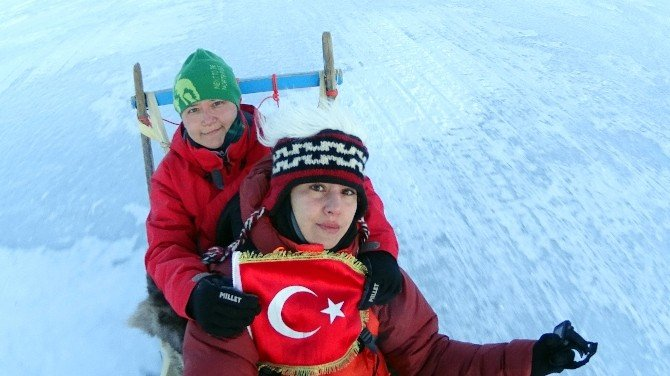 Grönland'ı Fetheden Türkler