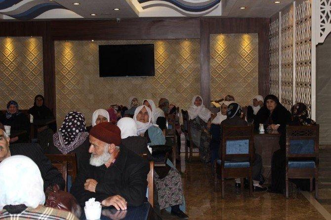 Kadışehri İlçesinin Yaşlıları Konya'yı Gezdi