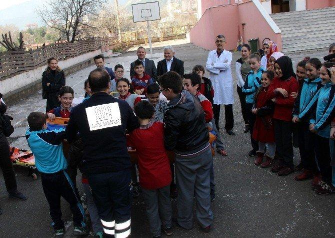 Karabük'te 'Yaşama Yol Ver' Projesi