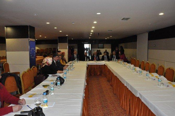 Kars'ta İskep Medya Bilgilendirme Toplantısı Yapıldı
