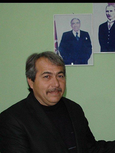 MHP Hanönü İlçe Başkanı Ünal Hastaneye Kaldırıldı