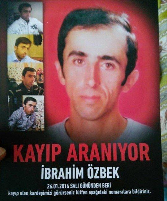 Dursun Özbek Her Yerde Kayıp Kardeşinin İzini Sürüyor