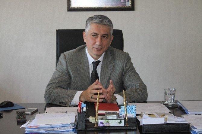 Aes Ve Bask Dernekleri Genel Başkanları Vali Yardımcısı Gökhan Azcan'ı Ziyaret Etti