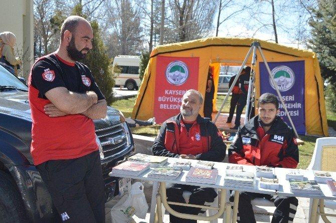 Kayseri 3'üncü Deprem Kuşağında Bulunuyor