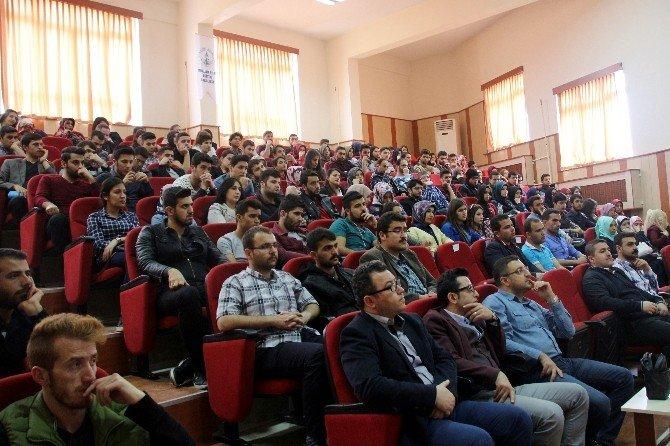Üniversitede Eğitim Gören Yabancılara Türkçe Öğretimi