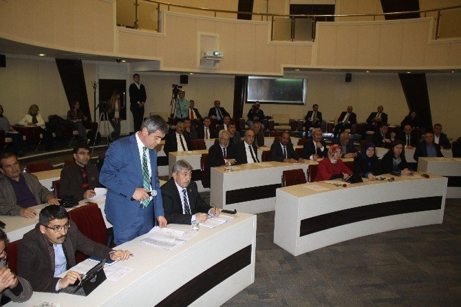 Kocasinan Belediyesi Mart Ayı Meclis Toplantısı