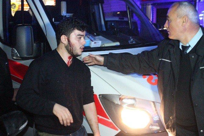 Suriyeli İki Grup Arasında Bıçaklı Kavga: 4 Yaralı