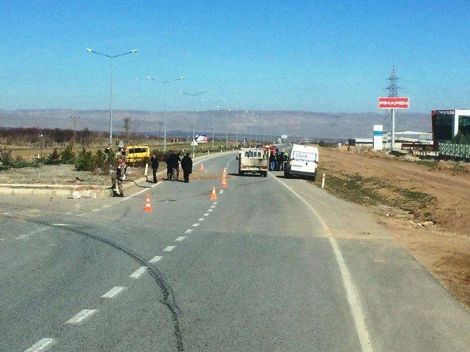 Malatya'da Kaza: 2 Yaralı