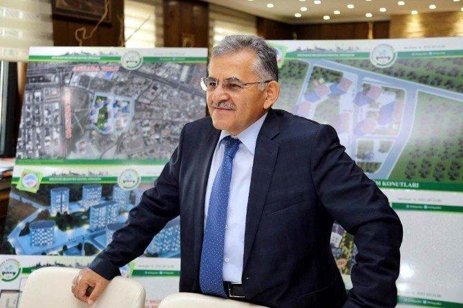 Melikgazi Belediye Başkanı Memduh Büyükkılıç: