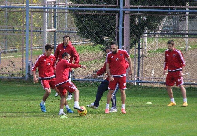 Mersin İdmanyurdu'nda Trabzonspor Masaisi Sürüyor