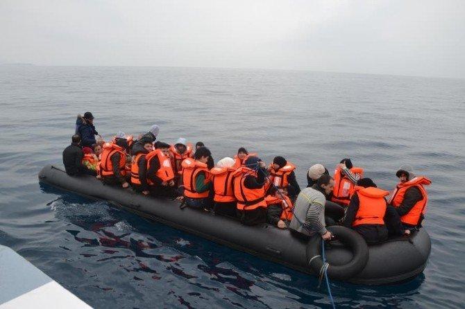 Yıl Başından Bu Yana Ege'nin Soğuk Sularında 166 Göçmen Can Verdi