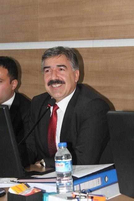İl Genel Meclisi 2015 Yılı Faaliyetleri Anlatıldı