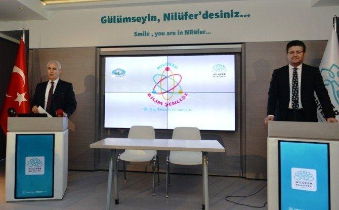 Nilüfer 'Bilim Şenliği'ne Hazırlanıyor