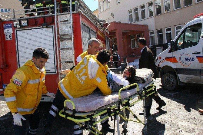 Hakkari'de Deprem Tatbikatı