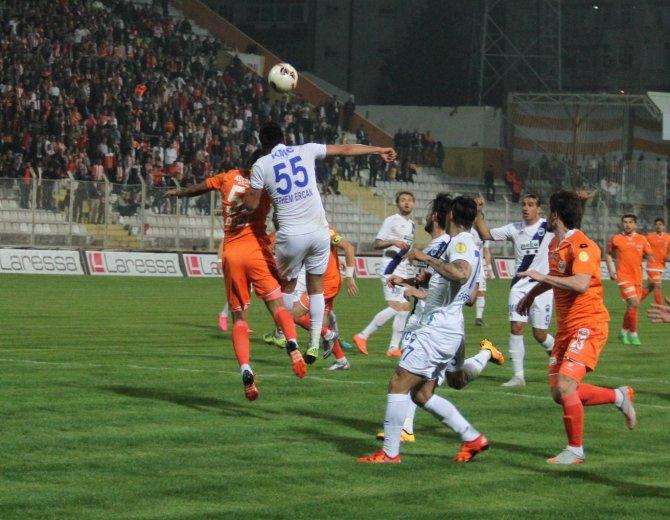 Adanaspor: 3 - Kayseri Erciyesspor: 1