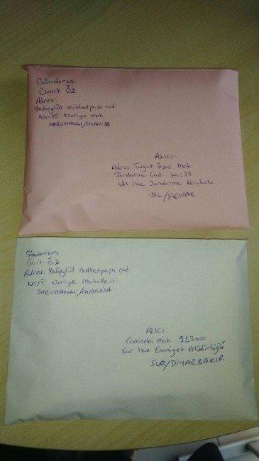 Öğrencilerden Asker Ve Polis Ağabeylerine Mektup