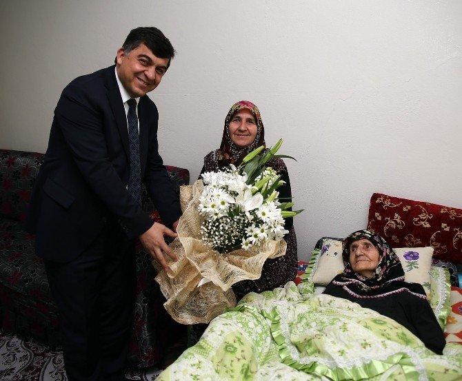 Başkan Fadıloğlu'ndan Şehit Ailesine Anlamlı Ziyaret
