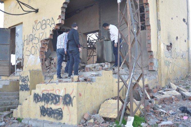 DEDAŞ'tan Cizre'ye Çıkarma