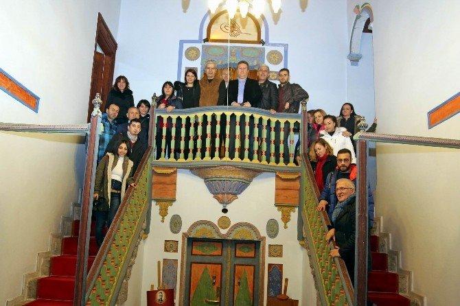 Turizm Yazarları Talas'a Hayran Kaldı