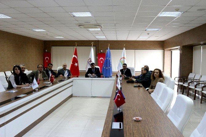 Giresun'da Meyve Ve Sebze İşleme Sektörü İle İlgili Çalıştay Düzenlendi