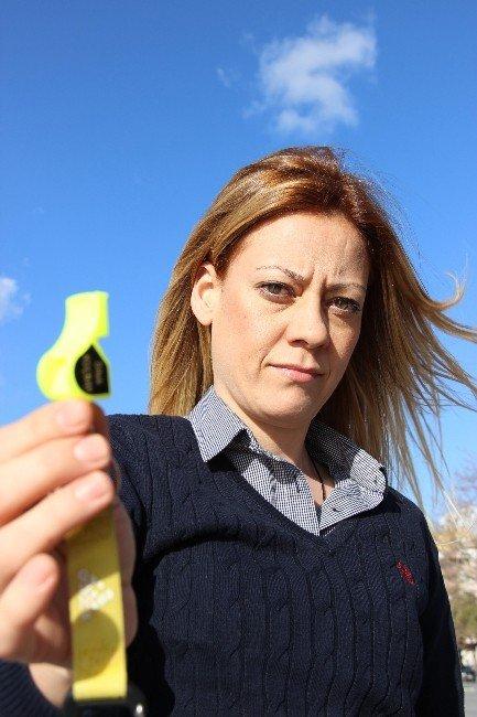 Kadına Şiddete Kırmızı Kart