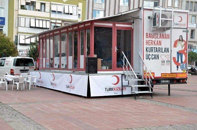 Türk Kızılayı Aliağa'ya Geliyor