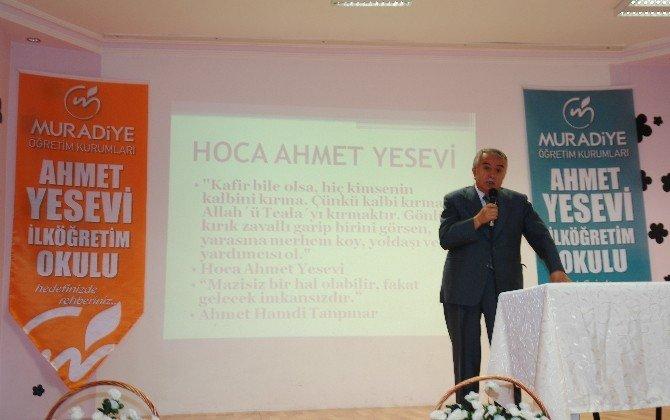 Hoca Ahmed Yesevi Konferansları Başladı