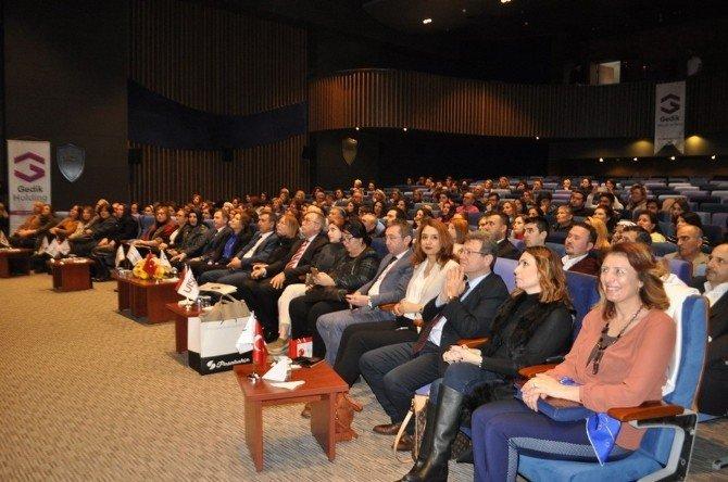 """Gedik Holding Yönetim Kurulu Başkanı Hülya Gedik """"İş Hayatında Kadını"""" Anlattı"""