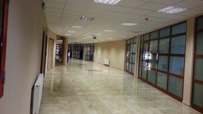Çevre Ve Şehircilik İl Müdürlüğü Yeni Binasına Taşındı