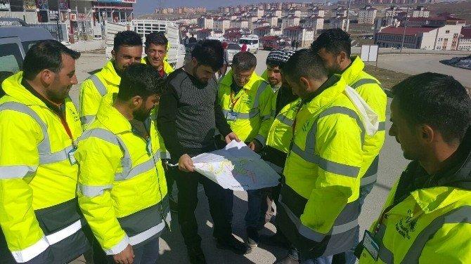 Van Büyükşehir Belediyesi Numarataj Sistemine Geçti