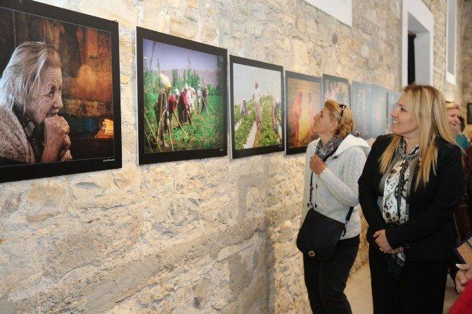 Urla'da Kadınlar Gününe Özel Sergi