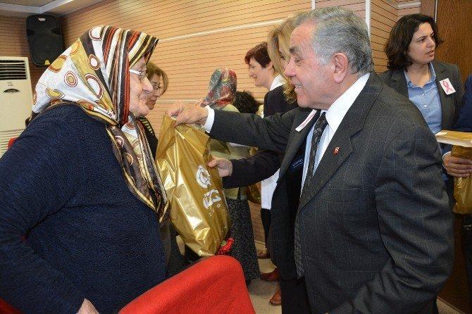 """Bafra'da 8 Mart Kadınlar Günü'nde """"Ketem"""" Tanıtıldı"""