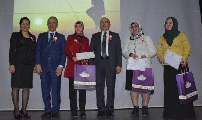 Afyonkarahisar'da Da 8 Mart Dünya Emekçi Kadınlar Günü Kutlamaları