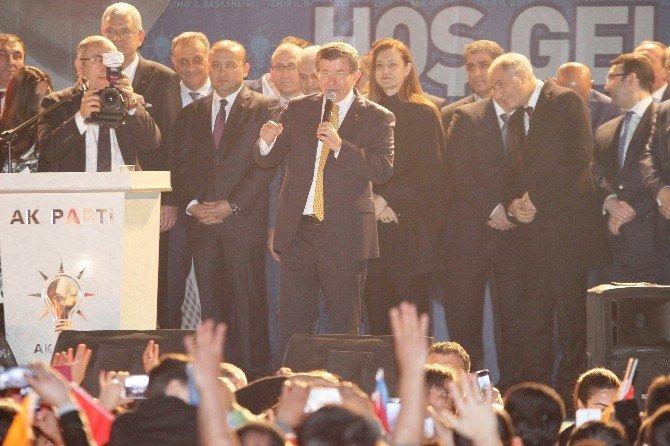 """Başbakan Davutoğlu: """"Verdiğimiz Sözlerin Yüzde 82'sini Gerçekleştirdik"""""""