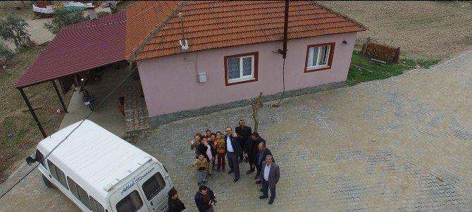 Başkan Karaçoban Çalışmalarına Hız Kesmeden Devam Ediyor