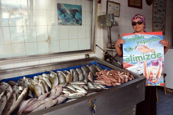 Balıkçıların Kampanyasına Aliağa Belediyesi'nden Tam Destek